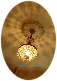 Barockraum Obergeschoss